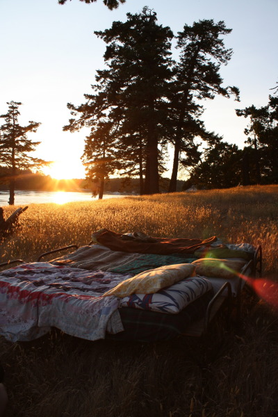 andlovewillholdustogether:  ☯  I will take this bed camping!