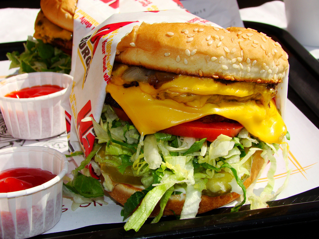 the Habit Burger Grill, Santa Barbara CA (by Harvey-Harv)