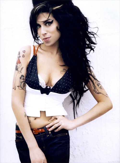 RIP Amy Winehouse, how fast a year goes.