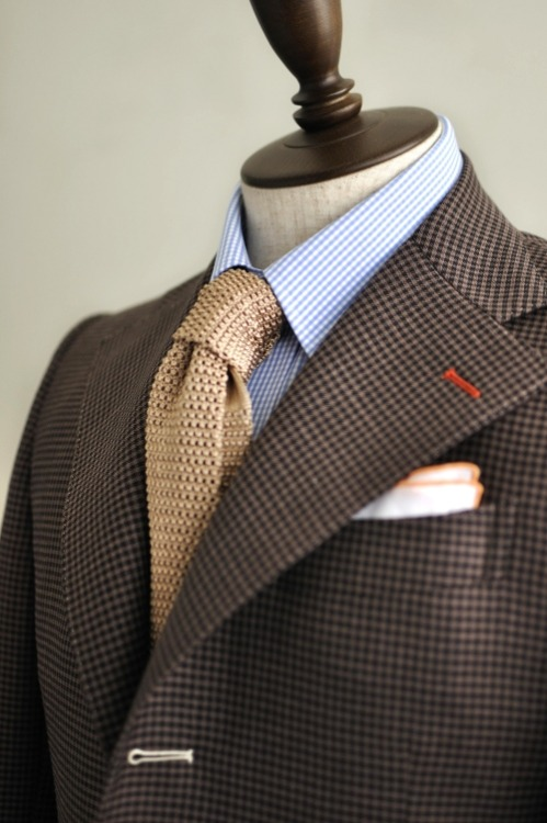 stephenharrold:  Brown and Blue