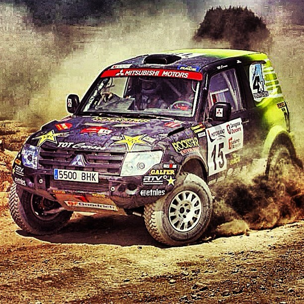 Me On #bajaspain 2012 thanks @martinezdanot for this edit #webstagram #iphoneonly #iphonography #iphonesia #instagramespaña #instagood #instagroove #instagramers #photooftheday #picoftheday #instamood #instapretty #instadaily #bestpic #igaddict #fotodeldia #instacar #rallyraid #rallycar (Tomada con Instagram)