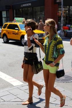 photography fashion summer street style women America