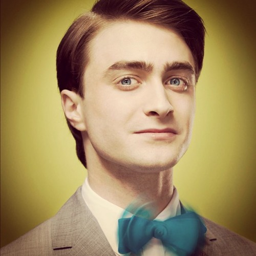 Happy Birthday, Daniel Radcliffe. I love you. (Taken with Instagram)