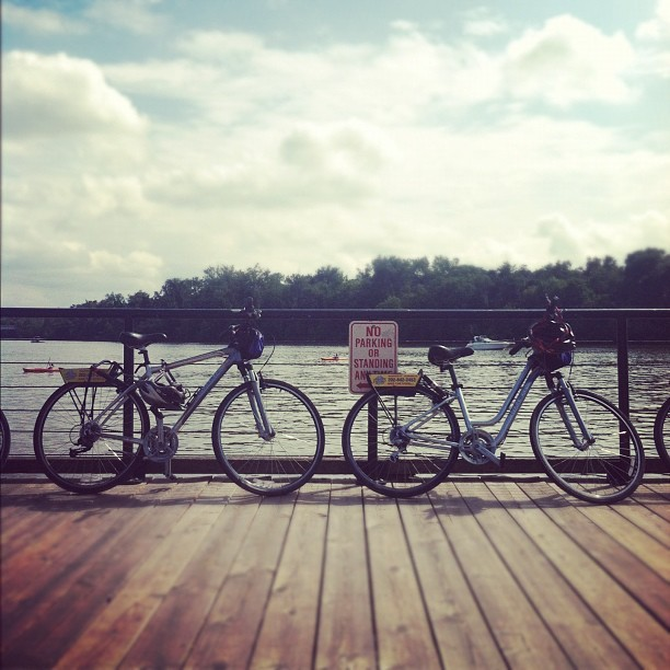 No standing or parking. #dc #georgetown #waterfront #latergram #picoftheday (Taken with Instagram)