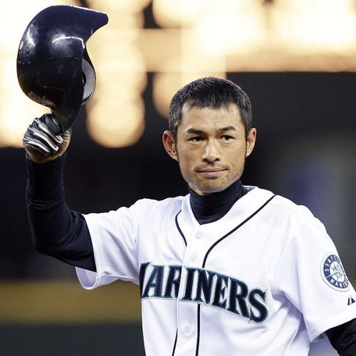 its-hashi:  Thank you for the memories Ichiro. Growing up watching Mariners baseball is something I won't forget. You represented Seattle very well.