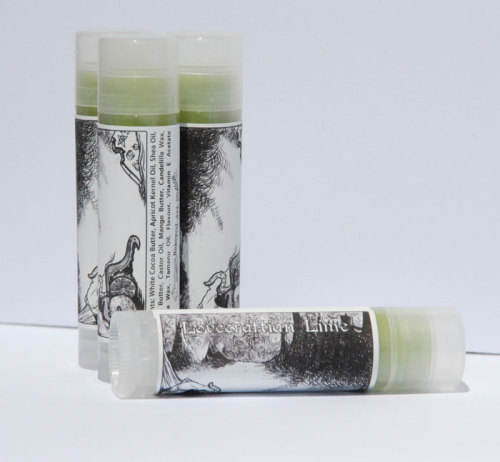 Just listed my Lovecraftian Lime Lip Balm on etsy! It's tasty, and comes with a free print - for just $3! :O Chocolich Orange will be going up sometime soon as well, just as soon as I'm able to get photos without risking the balm melting in the terrible heat of the sun