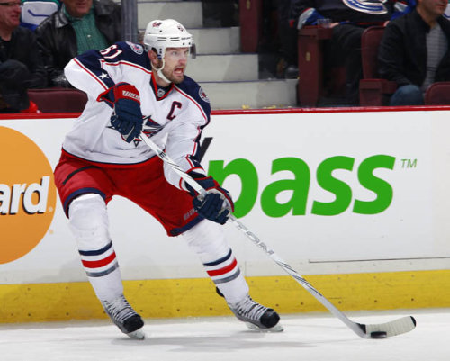 Rangers Trade for Rick Nash