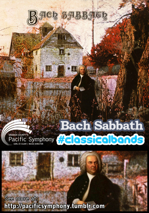 Bach Sabbath's first album!!!!