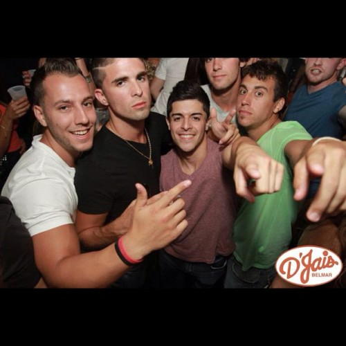 With the Bros on another great time #bros #djais #belmar #summer #studs #hotguysinvnecks #umirin #drunk #thebest #nailingit @aestheticbrah @tumminatahhh @alexaysonfire  (Taken with Instagram)