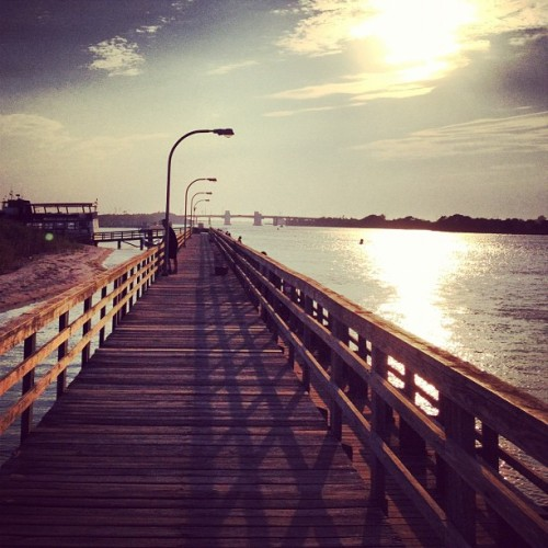#captree #longisland  (Taken with Instagram at Captree State Park)