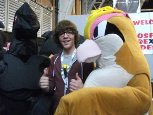 Me with a pidgeot and a reshiram? AH YEAH.