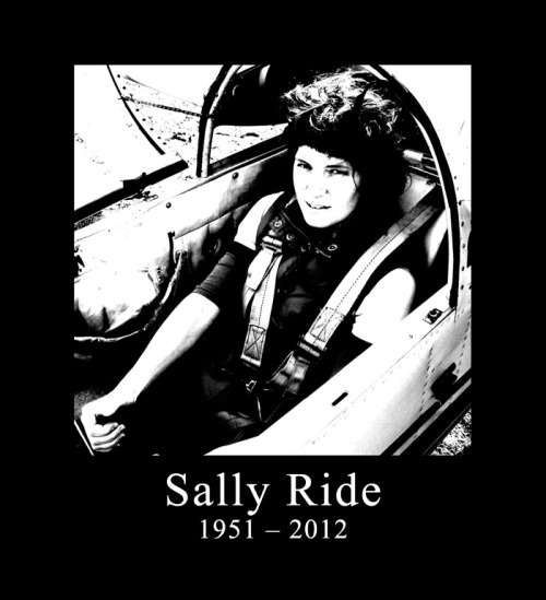 RIP Sally Ride