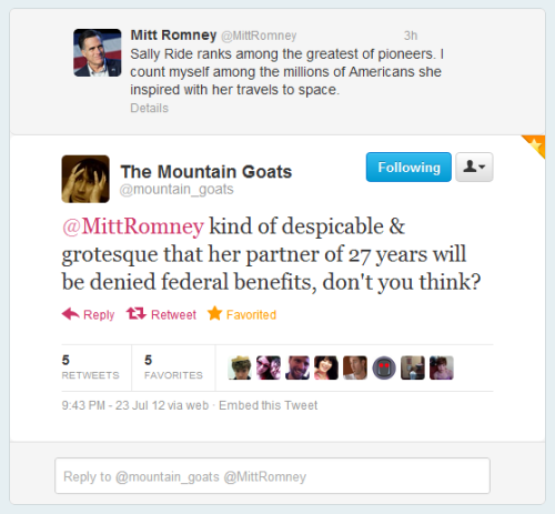 i love you, mountain goats.