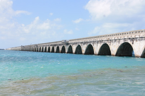 Florida, USA - Seven Mile Bridge