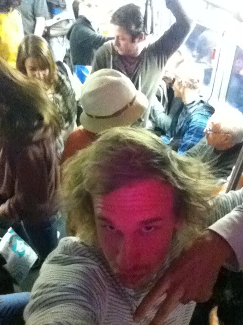 CHILL PIC #56 (at any given time you can find me on a bus Edition) http://bit.ly/PCskDZ
