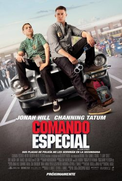 Movies I've Seen in 2012 146.  21 Jump Street (2012) Starring:  Jonah Hill, Channing Tatum, Dave Franco Directors:  Phil Lord, Chris Miller Rating:  ★★★/5