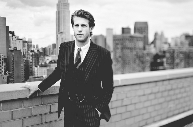 gentlemanfashion:  Old School Manhattan