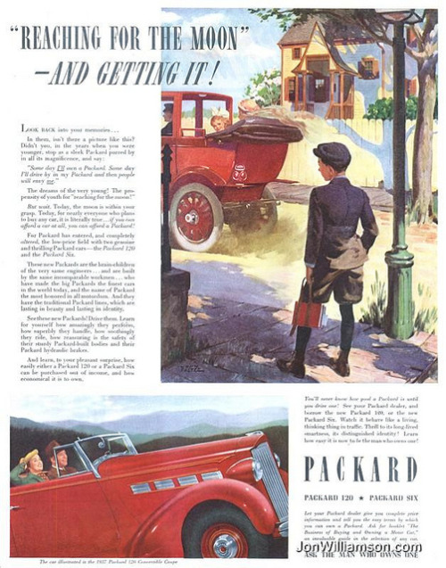 oldads:  Packard - 19370522 Post on Flickr.Website | Flickr | Tumblr | Twitter
