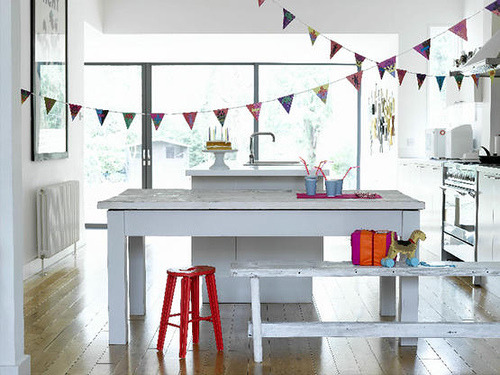 great banners! by decor8 on Flickr.