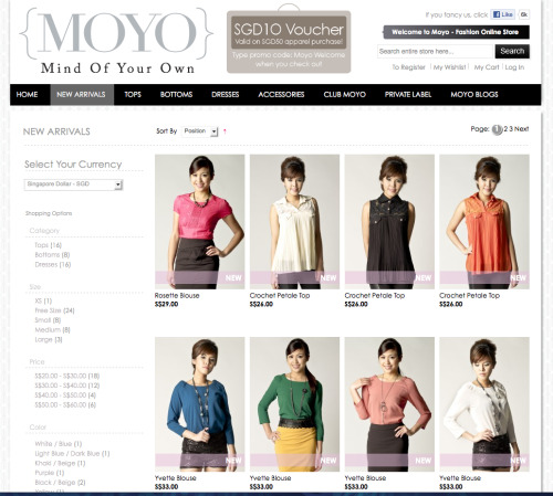MOYO ASIA NEW ARRIVALS. CHECK THEM OUT, LADIES. <3!