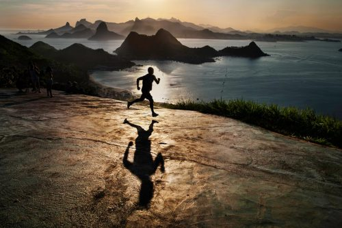Brazilian runner By photographer Steve McCurry.View Postshared via WordPress.com