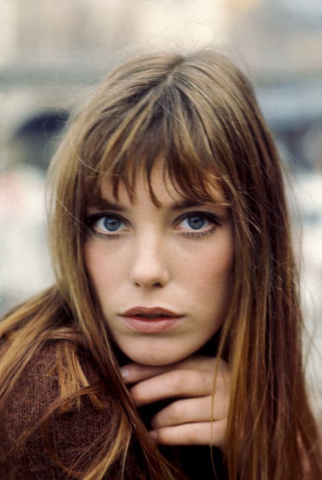 """French girls still have the Jane Birkin culture. You can go just like that, without makeup, without managing your hair."""