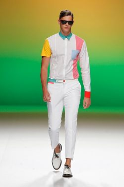 coolkidnextdoor:  David Delfin Spring/Summer