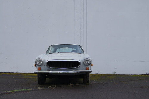Volvo P1800 ES (1972-73)  waiting for some love. Seen in SE Portland