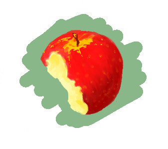 Downloaded Paint Tool SAI. It spat an apple out at me.