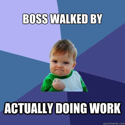 thedailymeme:  Success Kid