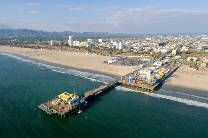 I wanna go to Santa Monica. Haven't been there in awhile. So many good memories there.