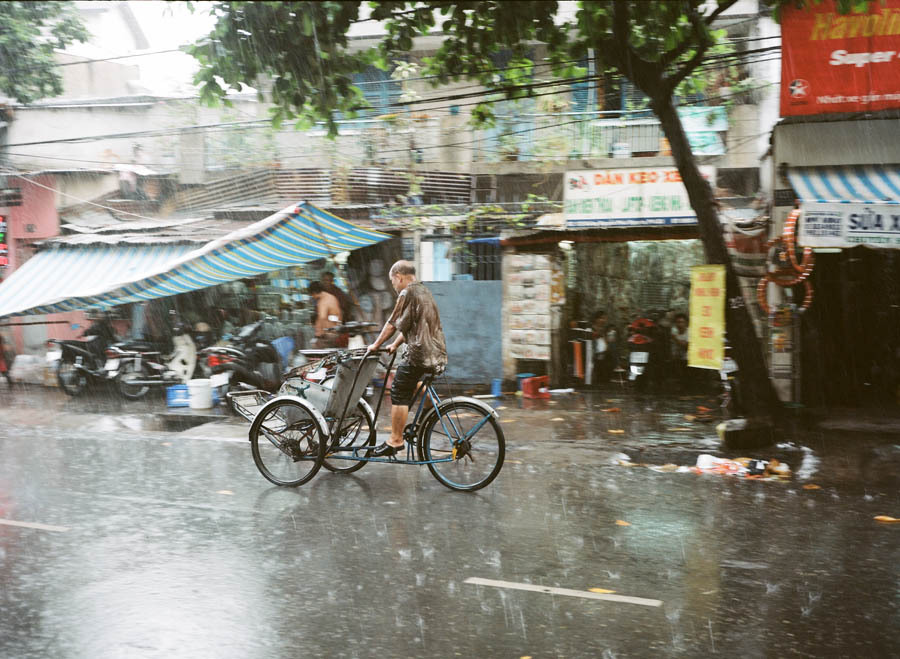 afternoon pitter patter Saigon, asia12, 12fv