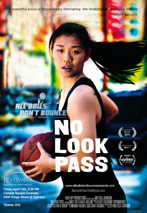 "No Look Pass In June, Showtime rolled out a series of films in honor of Gay Pride month. One of them being Melissa Johnson's ""No Look Pass"".  The story focuses on aspiring professional basketball player Emily Tay, a rising star at Harvard. As a first generation Asian immigrant from Burma, Tay integrates well with her teammates and is a rising star on the court. The film picks up as Tay nears the end of her collegiate career at Harvard. Tay, along with her close friend Katie weigh the options of what's next. To remain in the U.S. and pursue a spot on a WNBA team, or consider going to Germany and start their pro careers. Tay's traditional parents — who came to the country with just a few dollars to their name — would much prefer to marries off to some handsome doctor or lawyer and settle herself financially. All of this is complicated by the fact that Tay is a lesbian, something her parents are unaware of. This secret hangs like a thread for the entirety of the film. When Emily and Katie land on a German team together, they struggling in adopting to new surroundings and taking on added responsibilities of being a professional  But at the same time, Tay finds someone in her personal life that she loves. And this is when I realize the entire film is her coming out party. Her way of delivering the message to her parents, a message that's hard to process given the guidelines of tradition and expectations. It's an engaging film that while highlights the internal conflict of Tay's situation, but also gives breadth to the college to pro basketball experience for a female player. So while we wait for ESPN's ""30 For 30"" to roll out their next installment, put ""No Look Pass"" a worthy honorary member on the list of sports documentaries worth watching. Footnotes: ""No Look Pass"" is currently airing on Showtime, which you can find by checking the schedule here. Additional information on the film can be found on their official website."