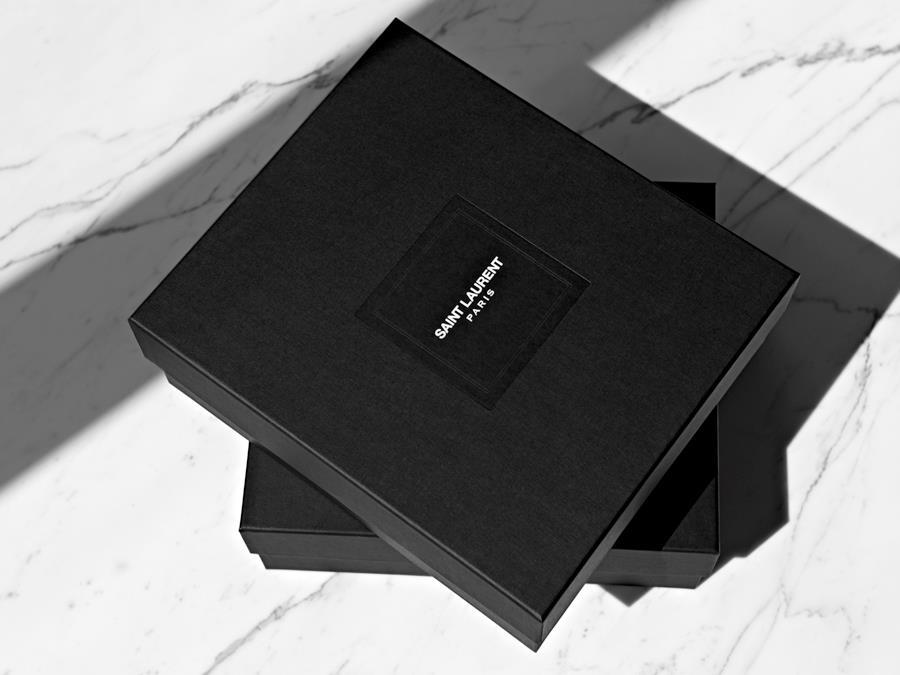 oystermag:  First Look at YSL's New 'Saint Laurent' Branding