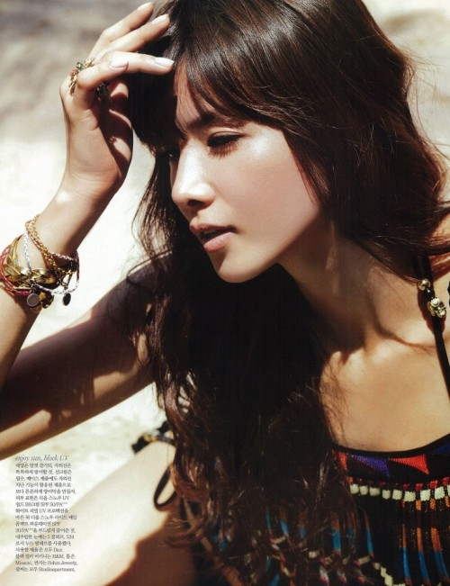koreanmodel:    Lee Ji Yeon for ELLE Korea June 2011
