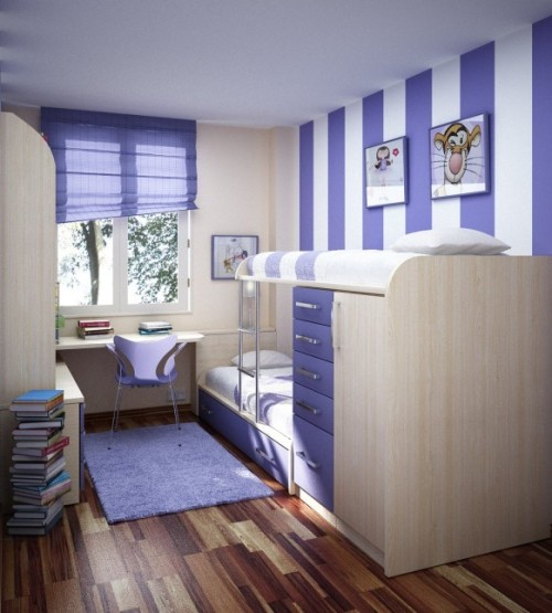 homedesigning:  Kids Room Designs