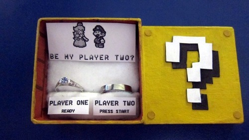 Be my Player Two?