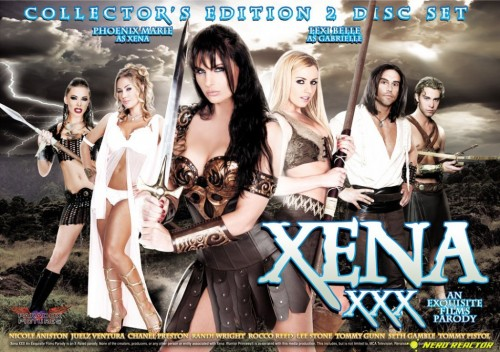 Guys, guys. I can't stop LAUGHING.(Look at that Hercules) I think all Xenites need to be aware that this exists maybe…. Gonna leave it here…. >_>;;;;;
