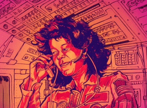 jasonsolo:  Sally Ride First American woman in space. by Jason Solo