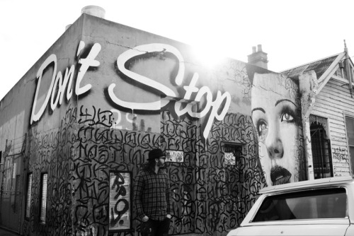 Rone. Collingwood. This afternoon