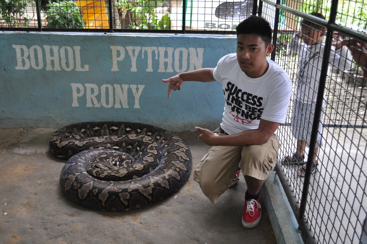rockin Stay Fly Apparel with this huge ass python. http://hoyitssteven.tumblr.com