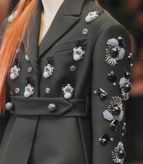 the-front-row:  Prada fall/winter 2012