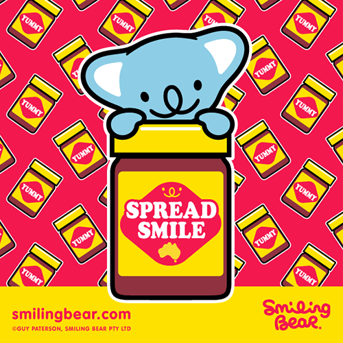 smilingbear:  Spread this on your toast!http://bit.ly/SB_SPREAD