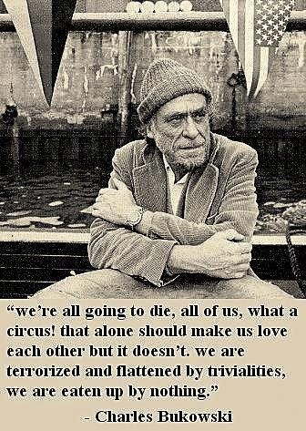 Bukowski and mankind