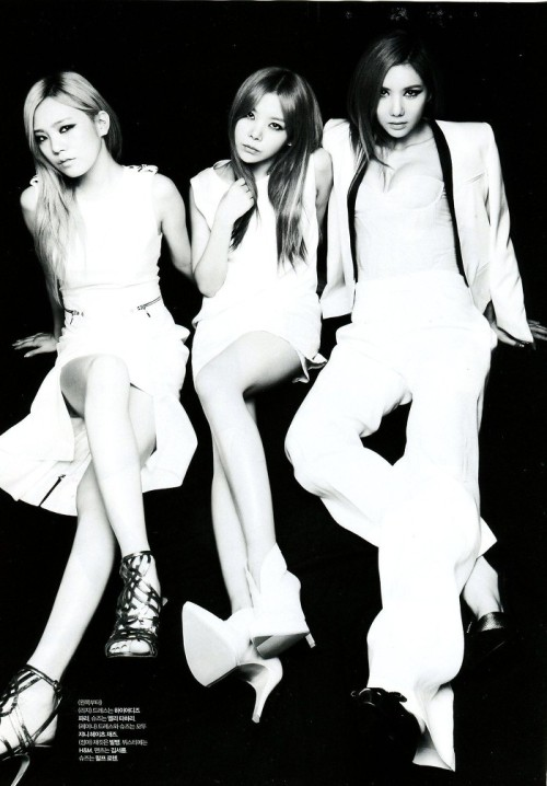 apsclaszix:  [Scan] Jungah,Raina & Lizzy for L'Officiel Hommes Magazine cr.http://870319.tistory.com/15