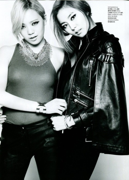 apsclaszix:  [Scan] Uie & Lizzy for L'Officiel Hommes Magazine cr.http://870319.tistory.com/15