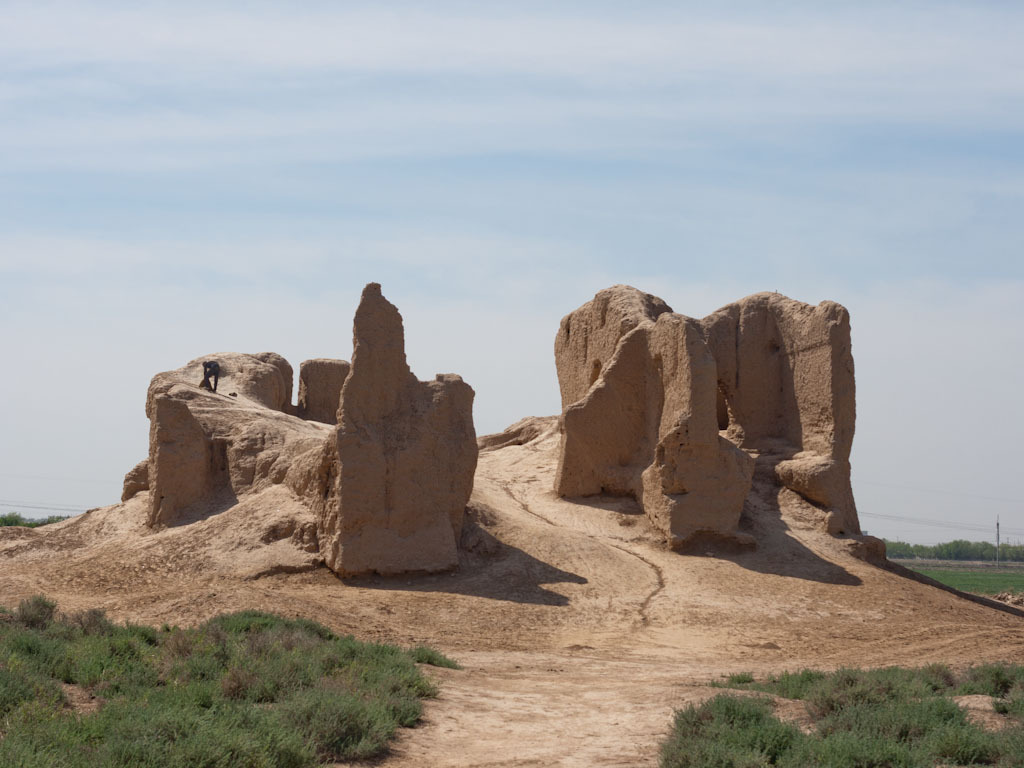 Ancient Merv, Turkmenistan  source