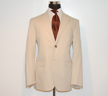 Flash Sale!  Isaia made summer suit, 42R, only $399