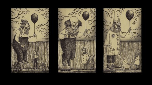IT by John Kenn (Artist on tumblr)