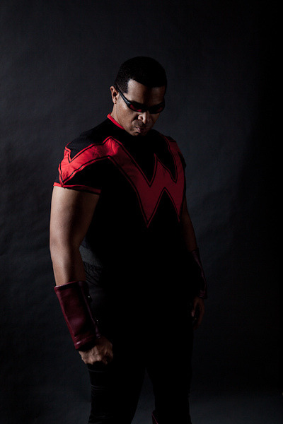 cosplayingwhileblack:  X Character: Wonderman Series: Marvel Comics